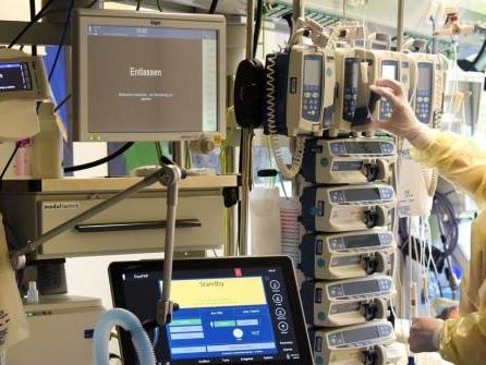 Zahl der Corona-Patienten auf Intensivstationen nur noch dreistellig