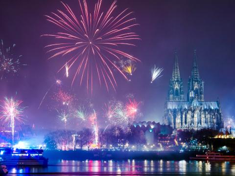 Böller-freier Supermarkt: Warum mehrere Edeka-Filialen kein Feuerwerk mehr verkaufen