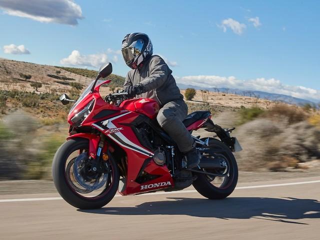 Mix für Sport und Touring: Honda CBR650R - eine kleine Fireblade?