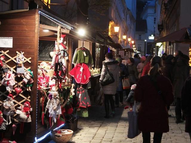 Warum Anrainer am Spittelberg gegen den Christkindlmarkt protestieren