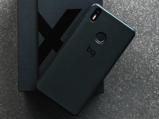 BQ Aquaris X im Test: Alles, was man bei einem Smartphone erwartet