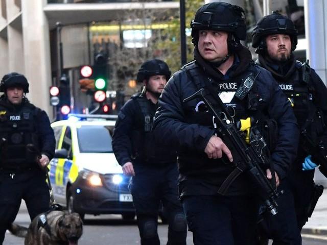 Terrorangriff in London: Attacke im Herzen der Stadt