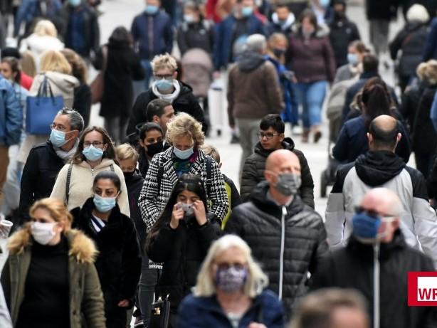 Maskenpflicht: Einkaufsbummel jetzt auch in Schwelm mit Maske