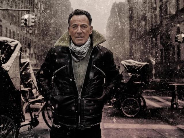 Bruce Springsteen singt für Freunde im Diesseits und Jenseits