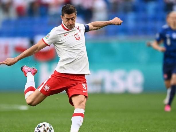 Live-Ticker: Live! Polen fordert mit Lewandowski Spanien heraus