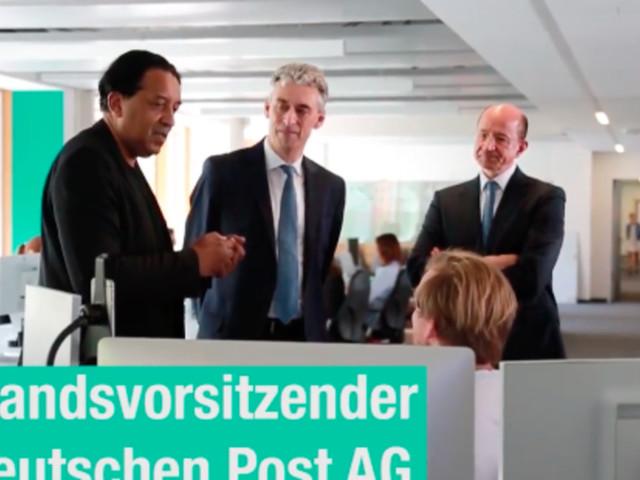 Von Peter Maffay bis Peer Steinbrück: Prominenter Besuch bei der HuffPost