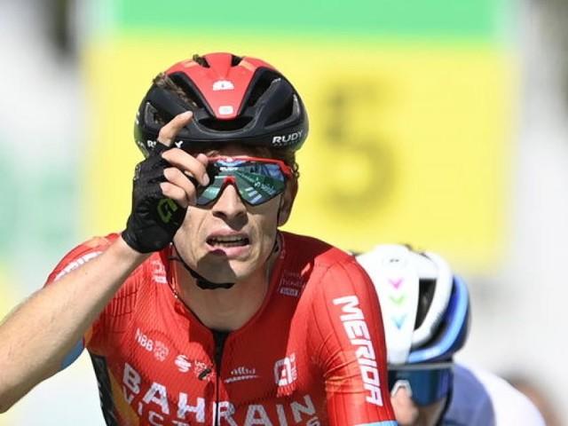 Tour de Suisse: Letzte Etappe an Mäder, Ineos setzt den Erfolgslauf fort