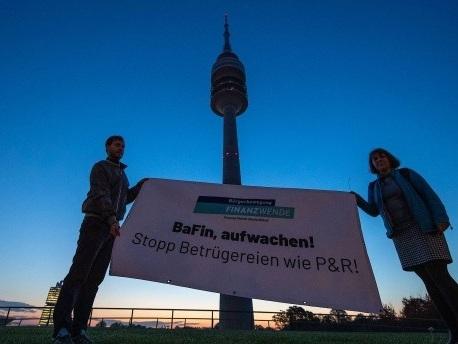 Gläubigerversammlung P&R: Wut der Container-Anleger richtet sich gegen Aufsicht