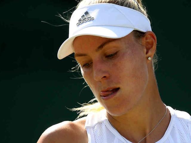 Nach frühem Aus in Wimbledon: Angelique Kerber trennt sich von Trainer Rainer Schüttler