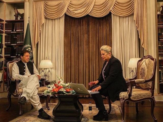 """Pakistans Premier Imran Khan: """"Indien ist ein faschistischer Staat, inspiriert von den Nazis"""""""