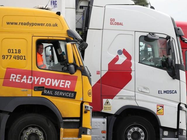 London will Weihnachten retten: Visa für Tausende Lkw-Fahrer