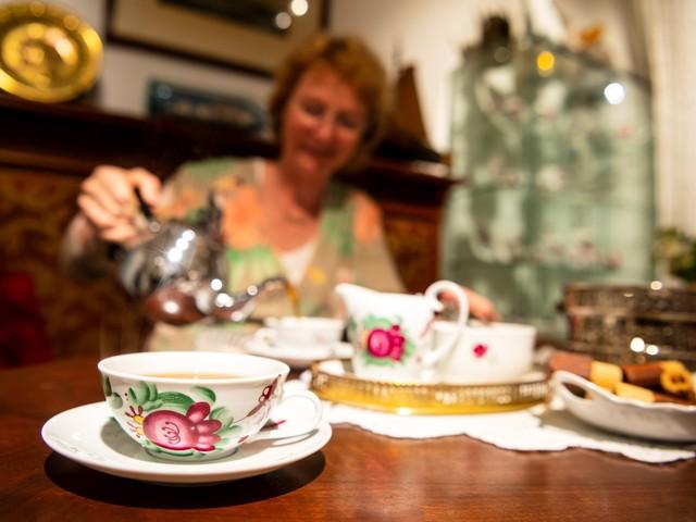 Jahrhundertelange Tradition: In Ostfriesland ist immer Teezeit