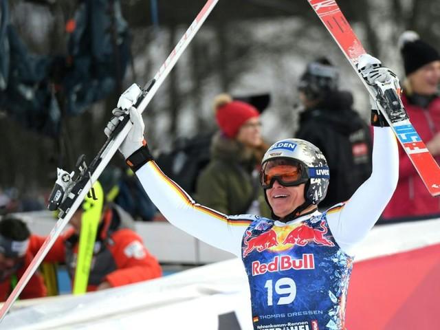 Sensationeller Abfahrtssieg in Kitzbühel: Deutscher Skirennfahrer Thomas Dreßen schreibt Geschichte