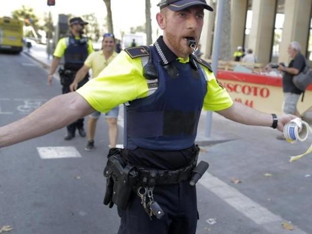 Terrorismus: Nach Terror in Barcelona Trauer und Mitgefühl in Berlin