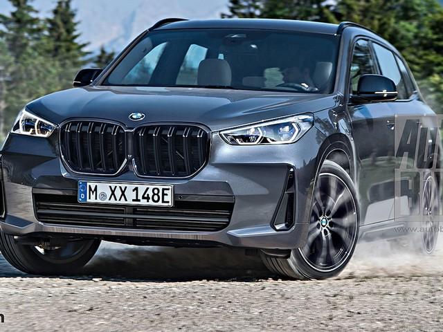 BMW X1 (2022): Preis, Abmessungen, Innenraum, Hybrid, iX1 Der nächste BMW X1 wird größer sein -und zwar in der Länge!