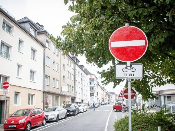 Verkehr: Essen-Rüttenscheid: Probleme mit neuer Verkehrsregelung