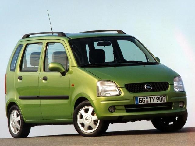 Opel Agila besteht Check im Alter