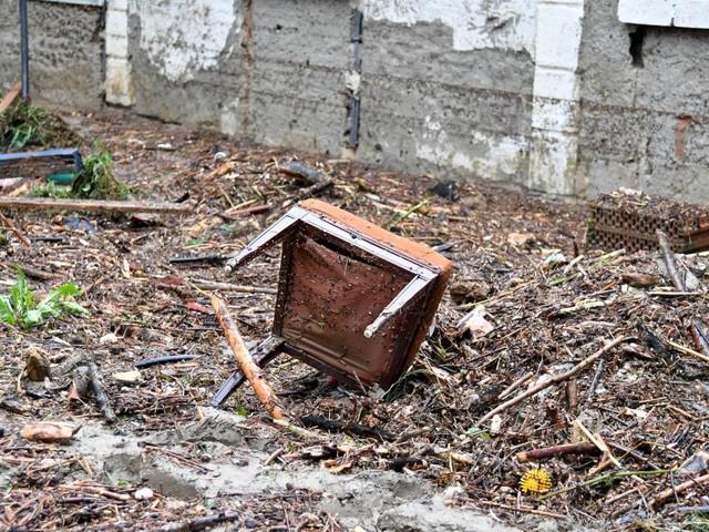 Unwetter in Österreich: Bilder der Verwüstung