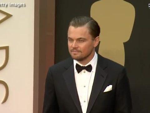 Ist sie die Neue an der Seite von Leonardo DiCaprio?