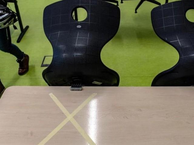 """Lehrerverband:Im neuen Schuljahr droht""""Durcheinander"""""""