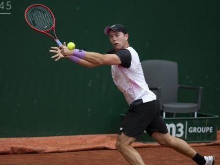 Regen stoppt Tennisprofi Koepfer beim Auftakt in Genf