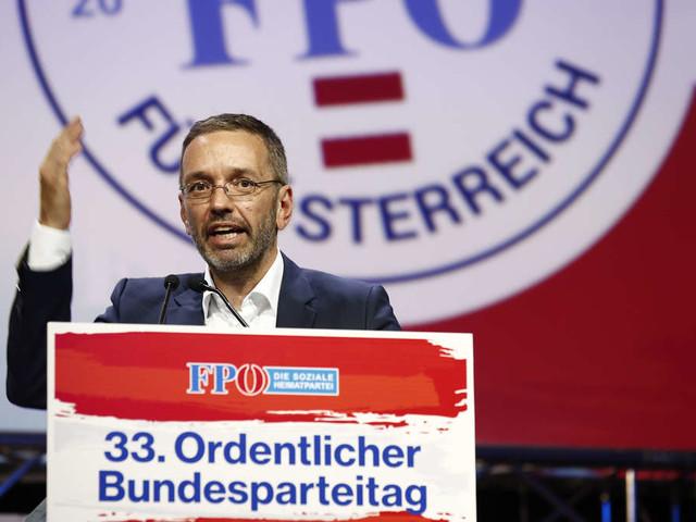 """Vor der Wahl in Österreich:Ex-Minister Kickl wegen""""Verhetzung"""" angezeigt"""