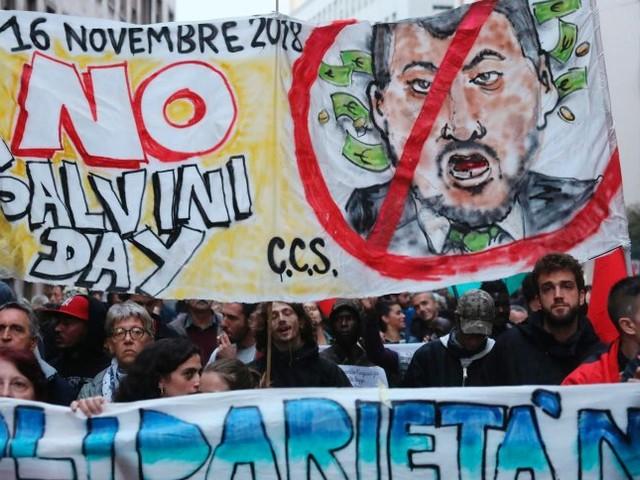 Italien unter der rechten Lega: Widerstand in Salvini-Land