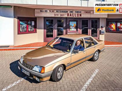 Postbank präsentiert: Mein erster Traumwagen Mit einem Hauch von Hollywood