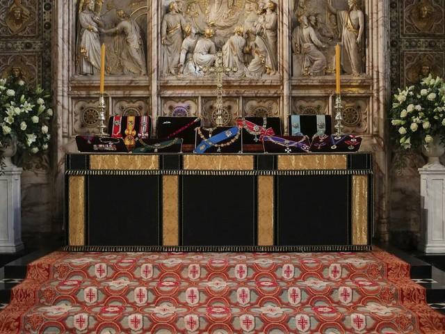 Beerdigung: Schloss Windsor vor Trauerfeier für Philip weiträumig abgesperrt
