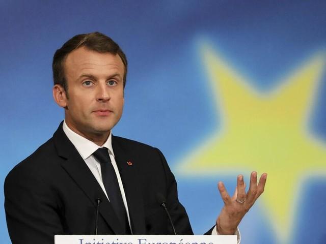 Emmanuel Macron geht in die Offensive: EU-Plan bis 2024 steht