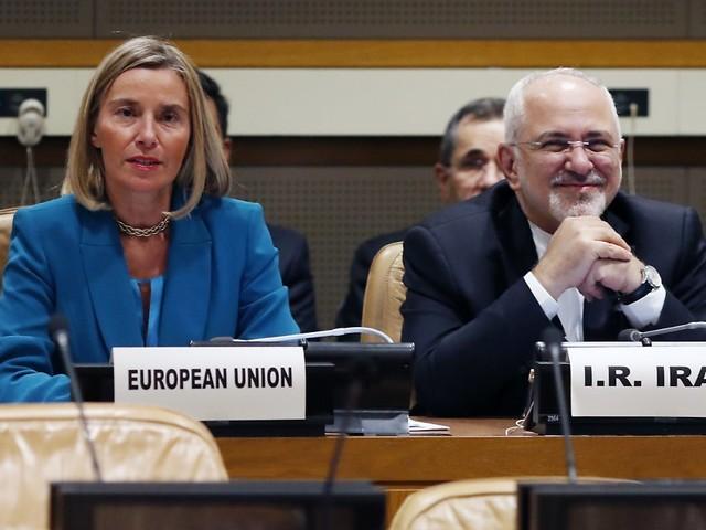 Tauschbörse für Teheran: So will die EU Trumps Iran-Blockade brechen