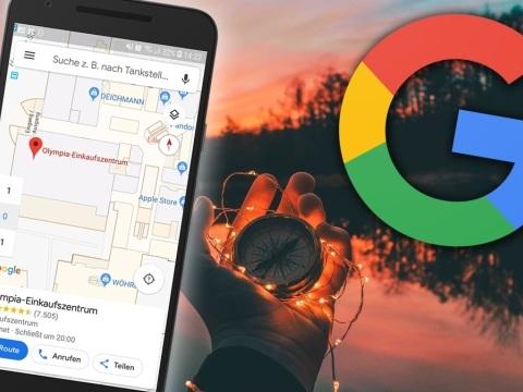 Versteckte Ortungs-Funktion toppt alles: Nur wenige kennen dieses praktische Google-Maps-Feature