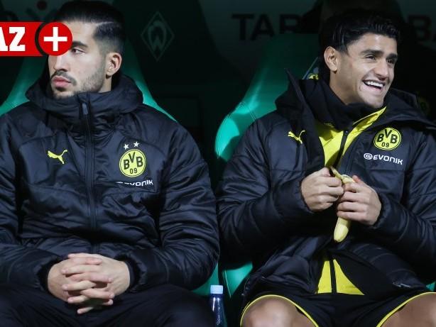 "Borussia Dortmund: BVB-Profi Emre Can über Mahmoud Dahoud: ""Er ist durchgeknallt"""