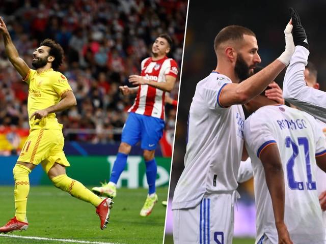 CL kompakt: Spektakel-Sieg für Liverpool dank Salah - Real rehabilitiert sich