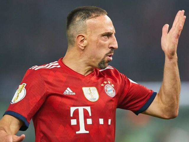 "Sender: Franck Ribéry hat TV-Experten ""körperlich angegriffen"""