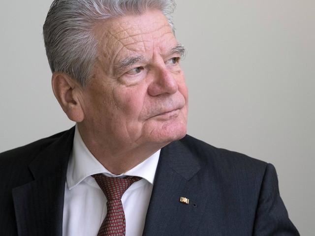 """Joachim Gauck fordert Toleranz für """"Querdenker"""""""