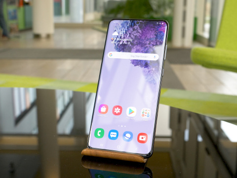 Galaxy S20: Top-Smartphone von Samsung hat offenbar ein großes Problem