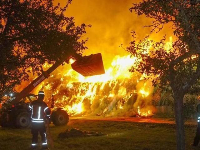 Nach Brandstiftungen - Urteil gegen Feuerwehrmann erwartet
