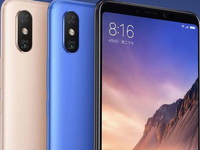 Xiaomi Mi Max 3 vorgestellt: Riesen-Akku, Tablet-Display, LTE-Band 20
