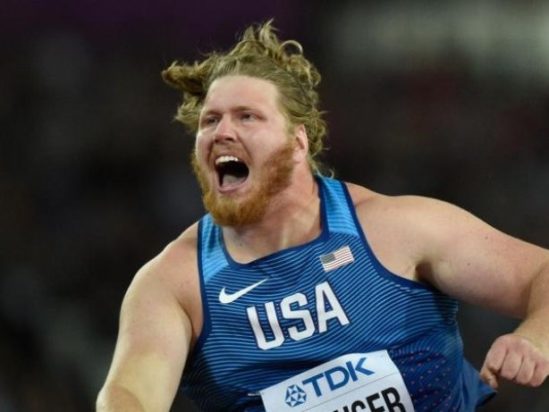 US-Meisterschaften: Amerikaner Crouser stellt Kugelstoß-Weltrekord auf