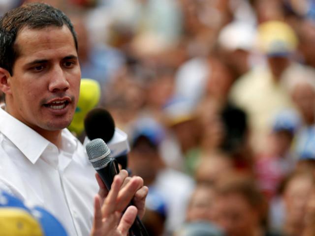 "Venezuela: Juan Guaidó ruft zu ""größtem Aufmarsch der Geschichte"" auf"