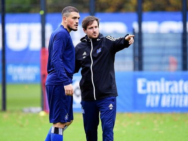 HSV: Spielt Kyriakos Papadopoulos bald für die U21?