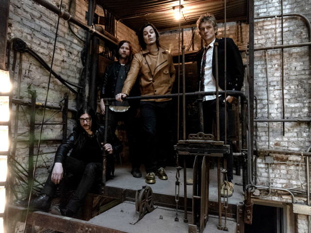 The Raconteurs stellen neues Album fertig, kommen auf Tour