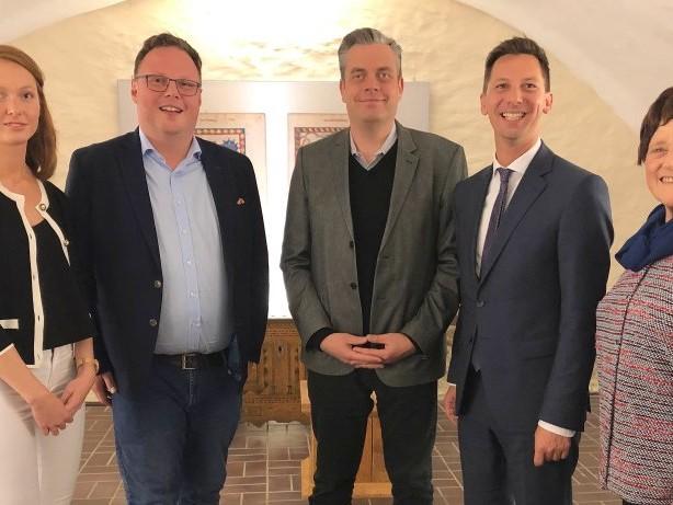 Gemeinschaft: Heimatbund Siegerland-Wittgenstein:Landrat im neuen Vorstand