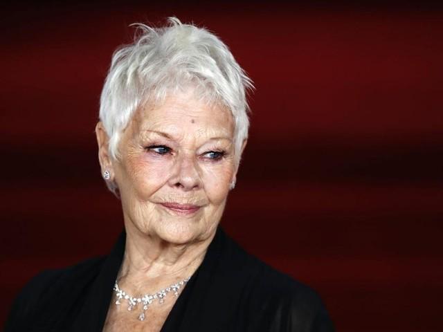 """Legendär als James Bonds Chefin """"M"""": Judi Dench wird 85"""
