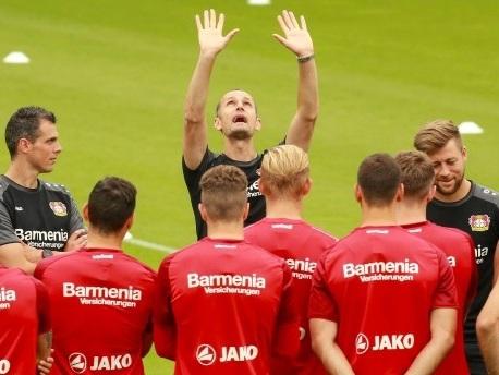 Herrlich bei Bayer Leverkusen: Der Unerschrockene