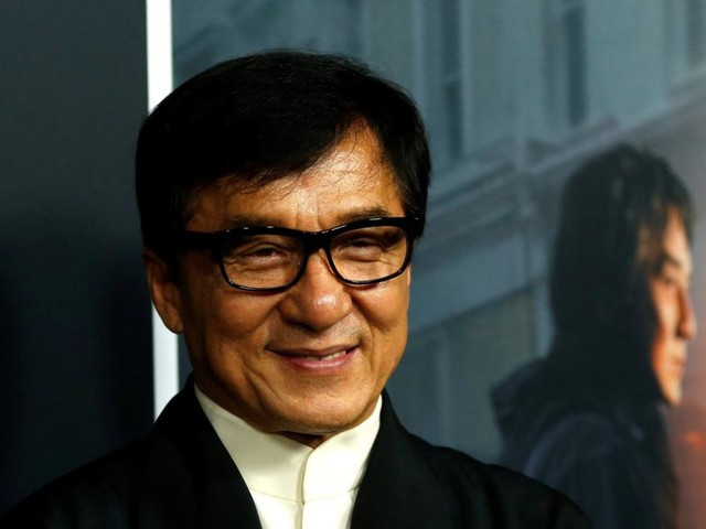 Jackie Chan ist gegen Hongkong-Proteste - und erntet Kritik