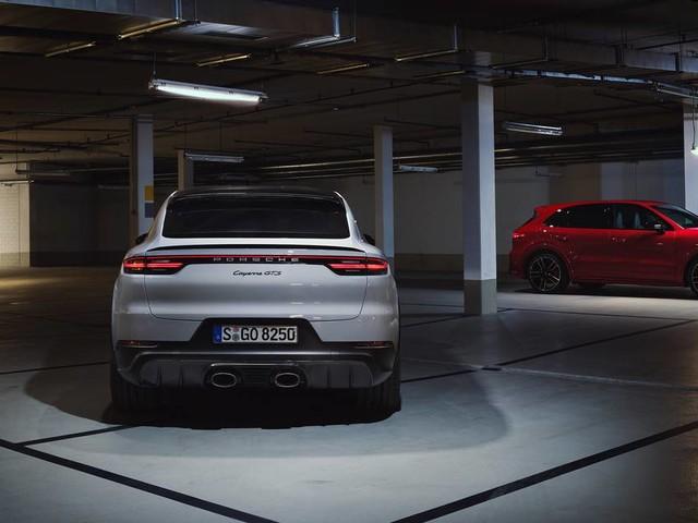 Porsche Cayenne GTS : Wieder mit Achtzylinder