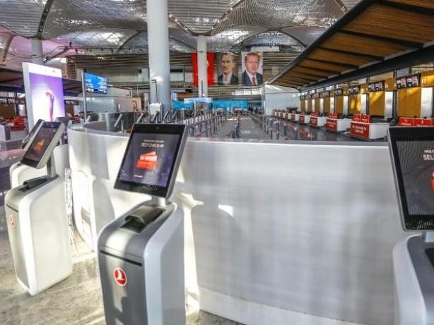 Turkish Airlines: Erste Flüge vom neuen Istanbul-Flughafen nach Deutschland