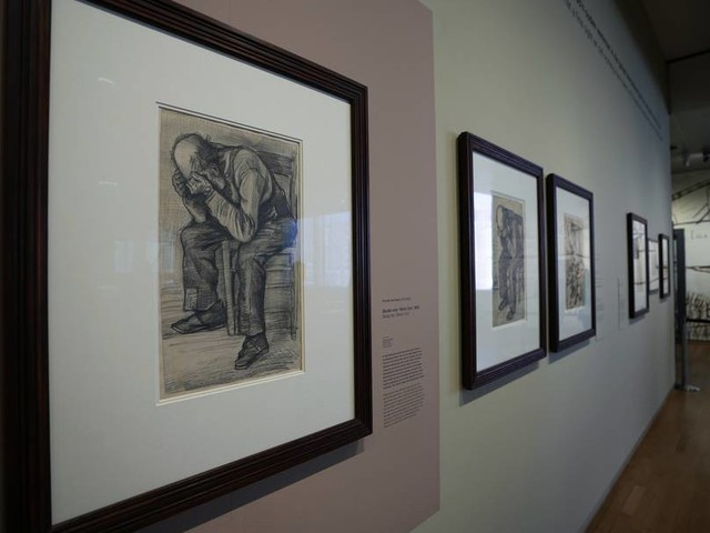 Noch nie gezeigtes Van-Gogh-Gemälde wird inAmsterdam ausgestellt